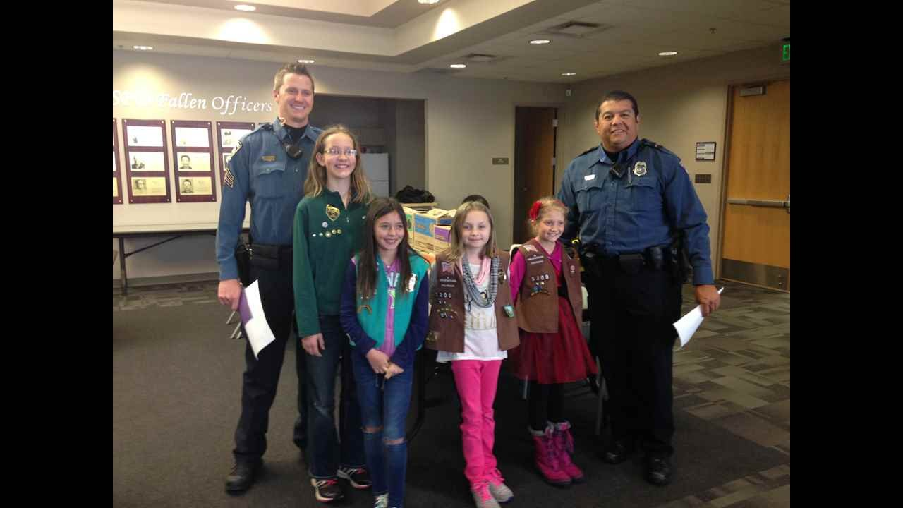 Photo: Girl Scouts of Colorado