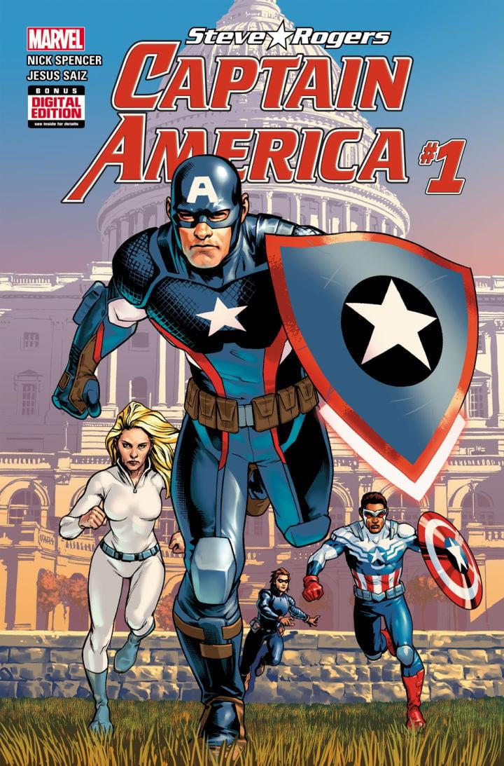 Captain America Has A Huge Secret!