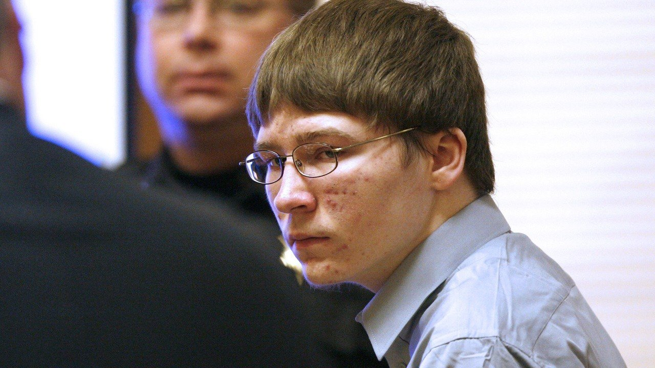 Brendan Dassey appears in court Monday, April 16, 2007, at the Manitowoc County Courthouse in Manitowoc, Wis. Dassey, 17, is charged with first-degree intentional homicide, mutilating a corpse and first-degree sexual assault .