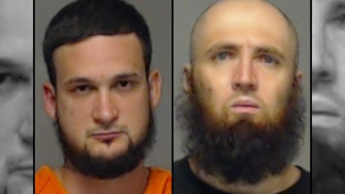Court records: ISIS supporters arrested on way to El Paso