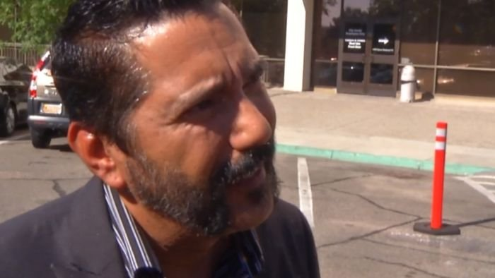 Steven Michael Quezada is the focus of a probe into election fraud in New Mexico. (KOB)