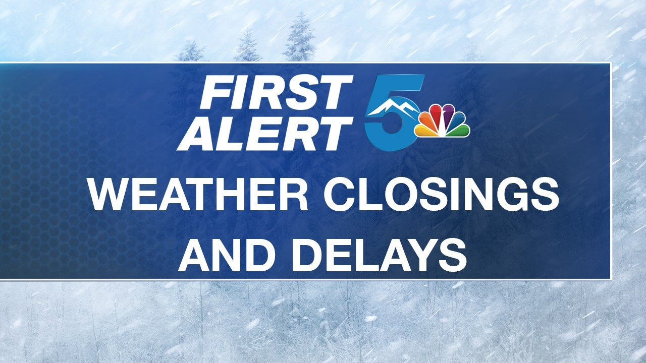 2017 Weather Closings and Delays - Snow