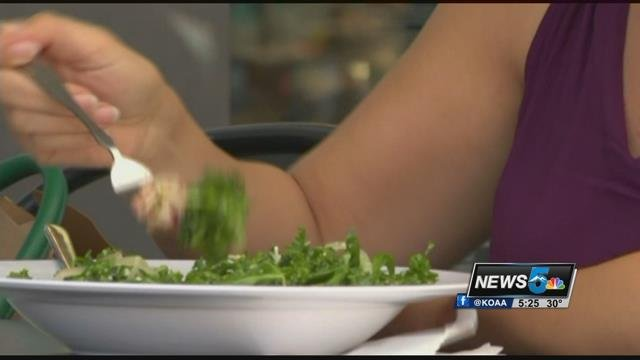 Dr. Karl Kuzis with UCHealth Memorial explains how writing down everything you eat can help you discover unhealthy eating habits you're not aware of.