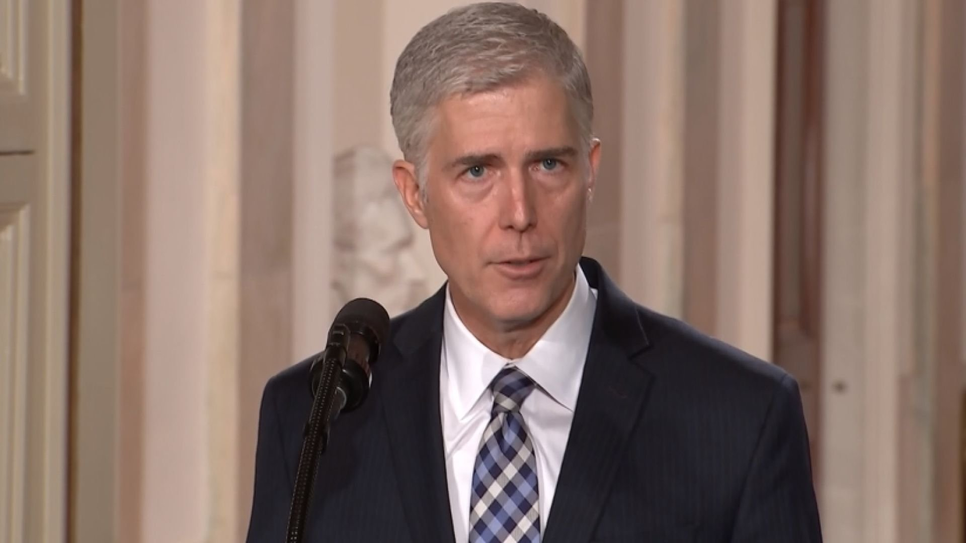 Supreme Court nominee Neil Gorsuch currently serves on the 10th Circuit Court of Appeals in Denver. (NBC News)