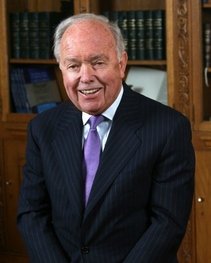 William J. Hybl, chairman of the El Pomar Foundation.