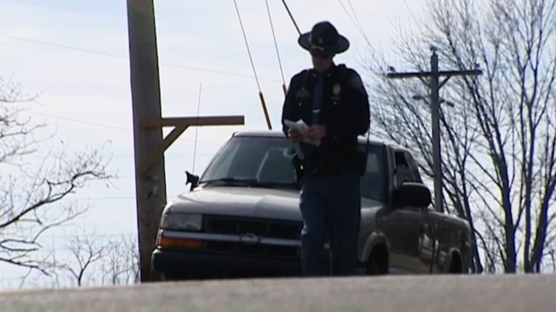 An armed witness stopped to help an Indiana conservation officer under attack. (WLWT)