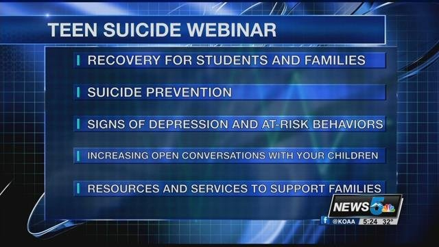 young people are the most susceptible to suicide contagion and the response must include more than just the schools.