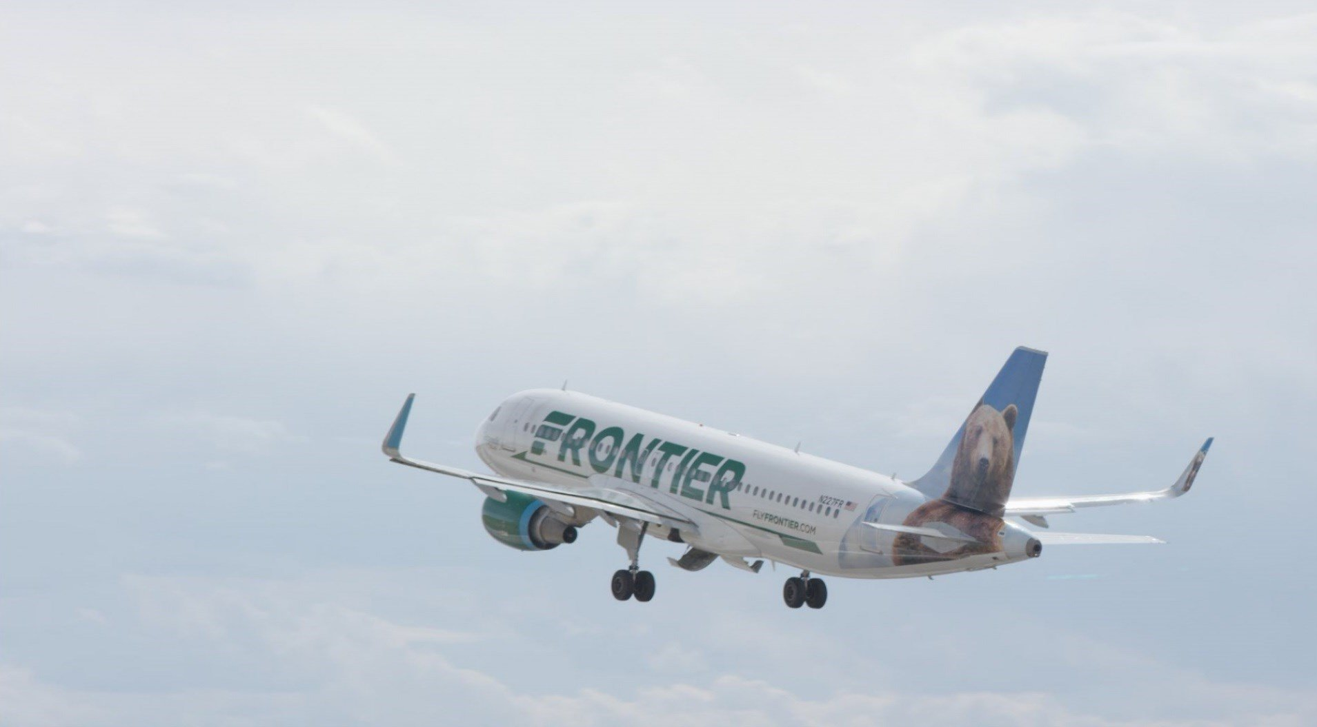 Frontier Airlines adds new nonstop flights from Dulles