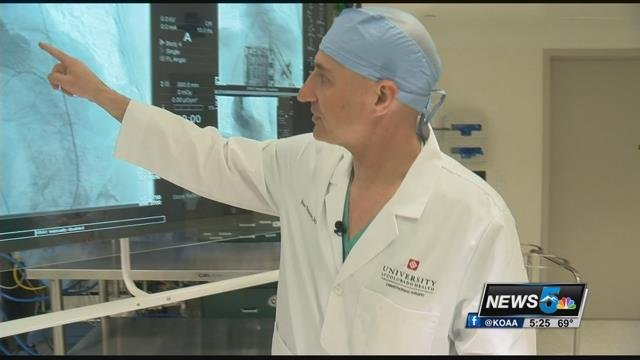 Now there is a new less invasive option available in Southern Colorado to replace a defective heart valve.