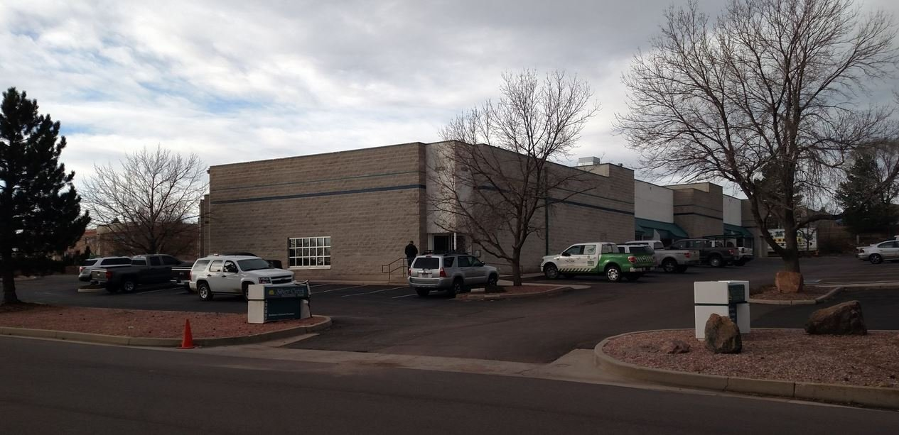 DEA agents raided a business in the Silver Creek industrial park on the SE side of COS early this morning. (KOAA)