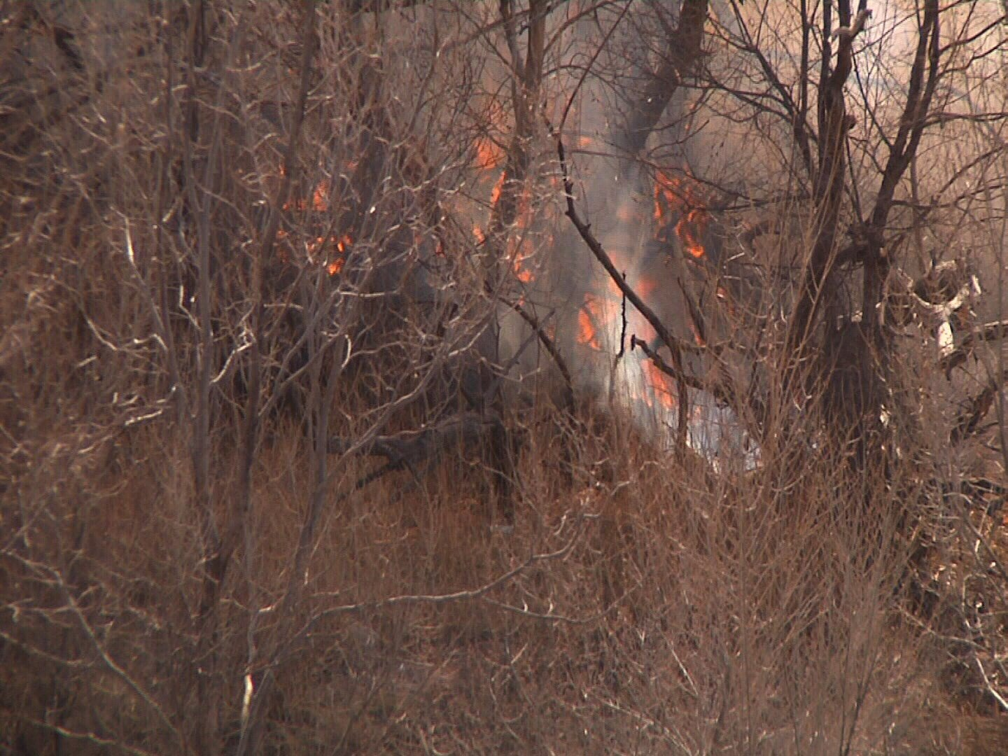 Burn restrictions were put into place in Colorado Springs on Friday, March 17. (KOAA)