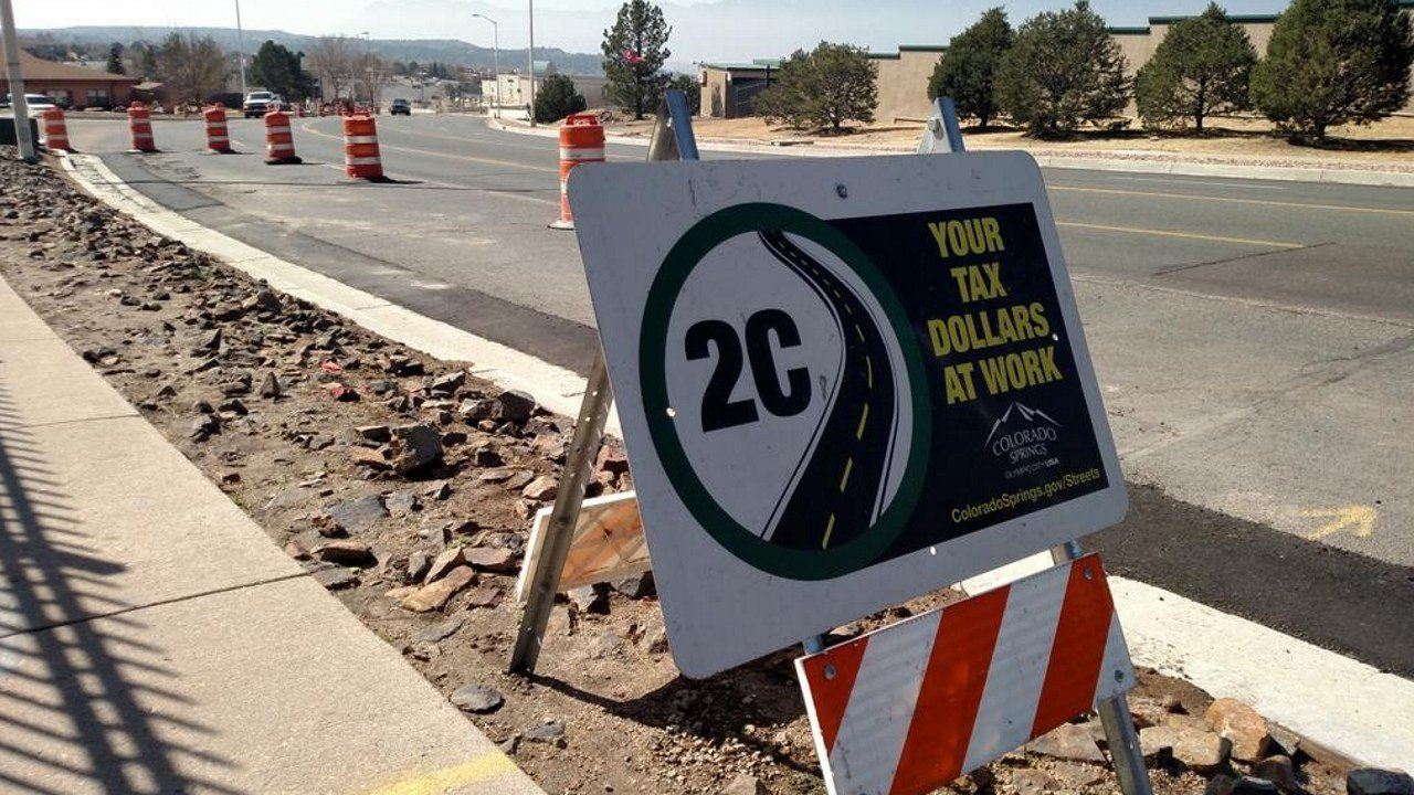 Money pouring in from 2C road tax. Feb alone brought in 600K more than last year. (KOAA)