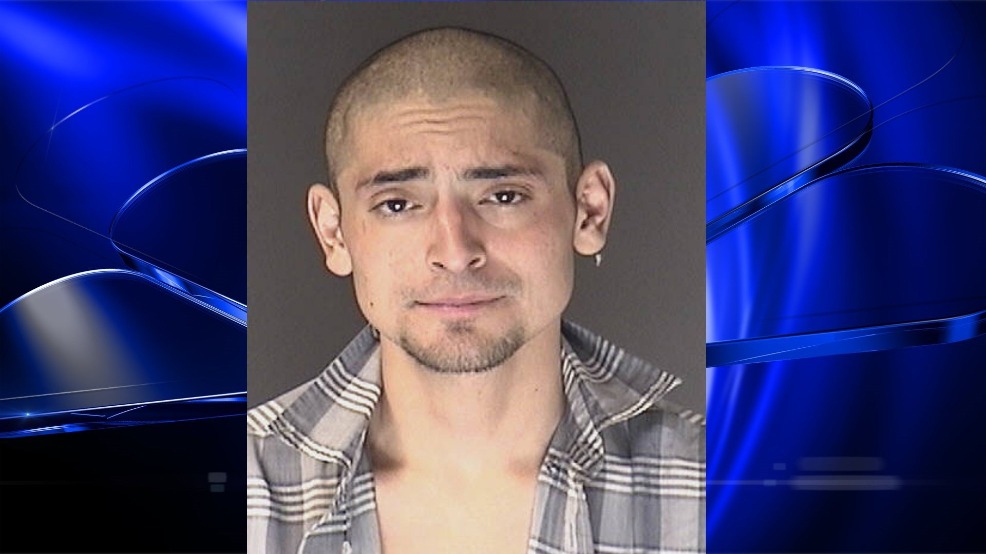 Carlos Daniel Meza, also known as 'Tink', wanted for weapons charges.