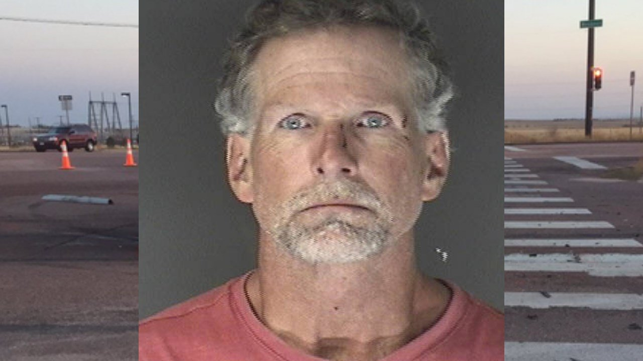 52-year-old Michael Fay is charged with vehicular homicide.