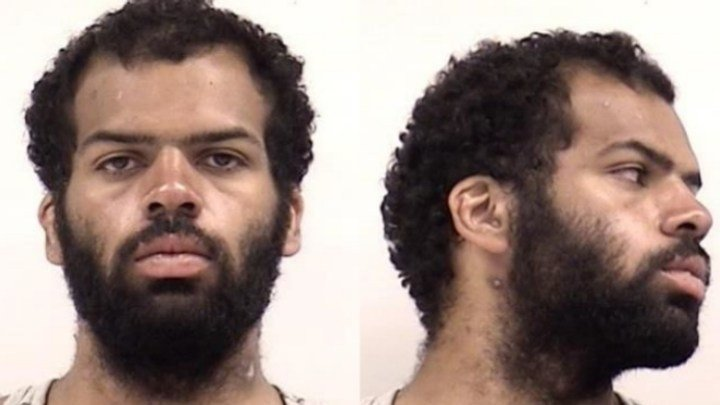 Sean Mantz is charged with 1st degree assault and crimes against an at-risk person. (Colorado Springs PD)