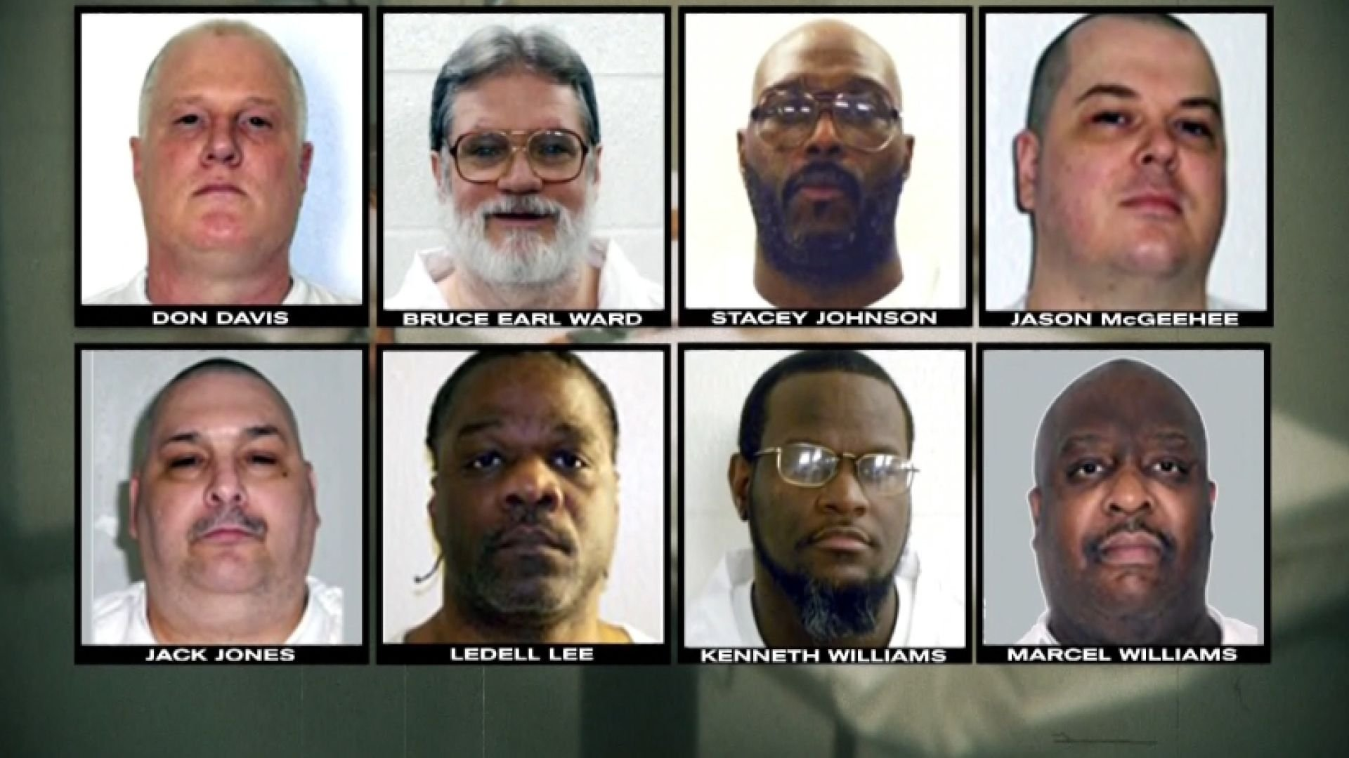 Arkansas had scheduled 8 executions in a 10-day period.