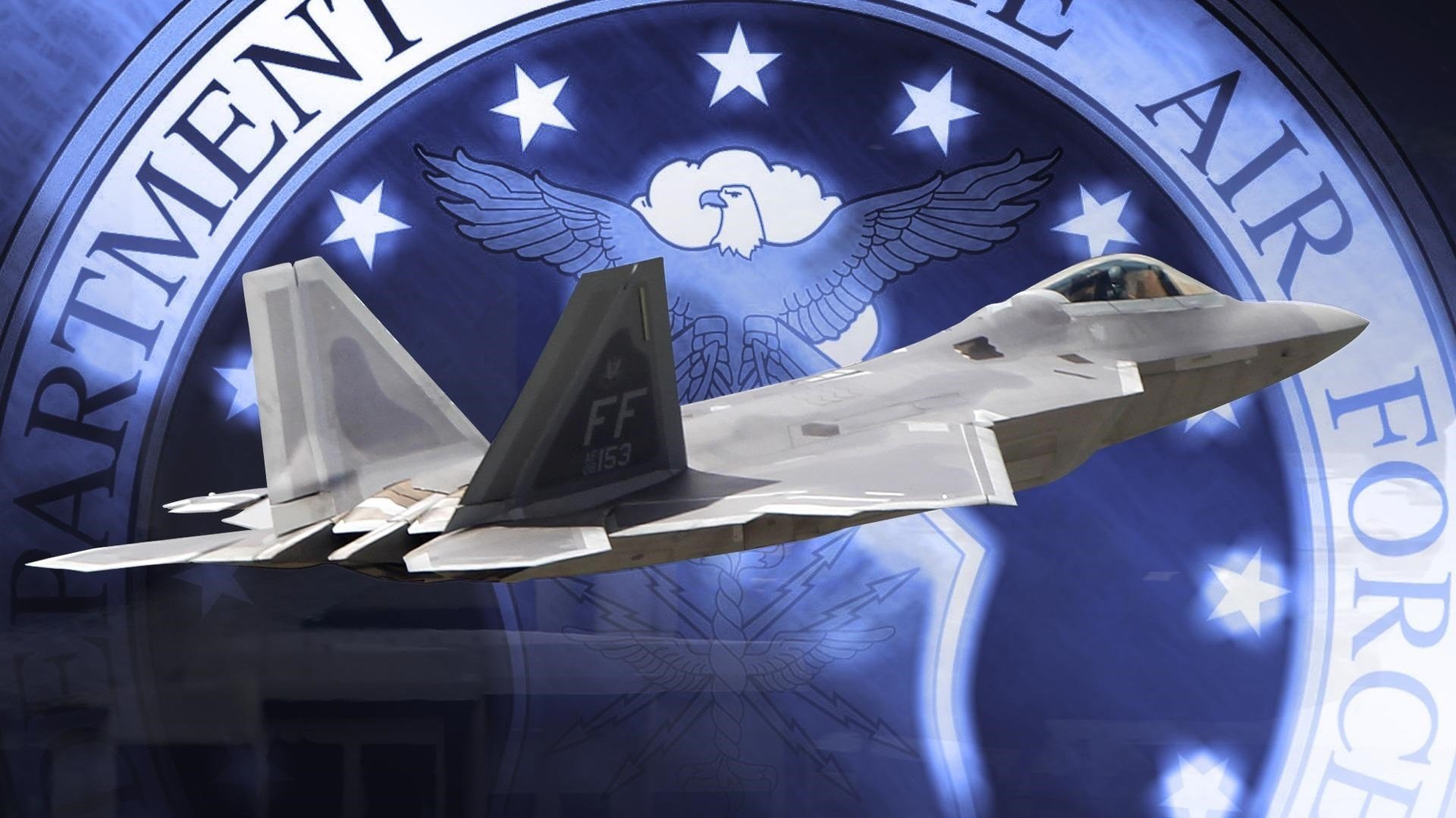US Air Force scrambles two stealth fighter jets to intercept Russian bombers
