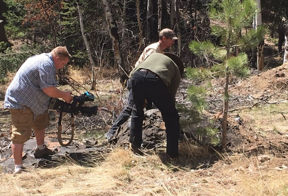 Illegal dumping has become a major problem in the Pike National Forest.