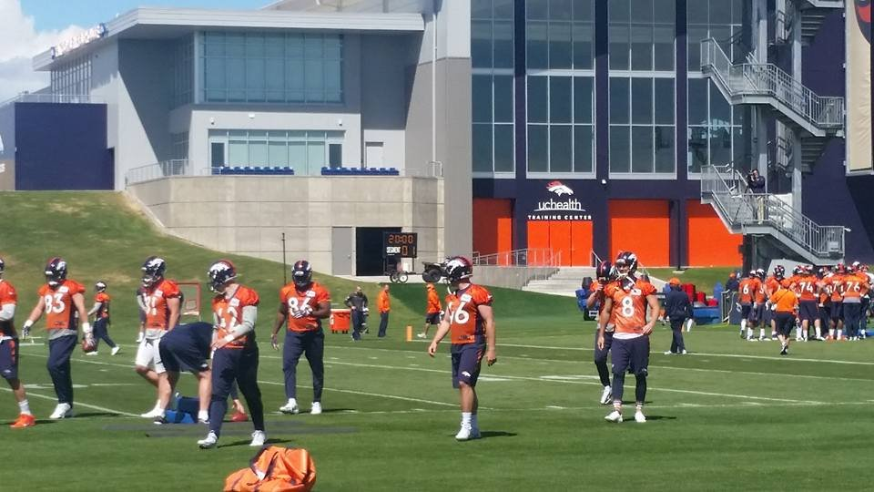 The Denver Broncos hold their first minicamp under the leadership of coach Vance Joseph. (KOAA)