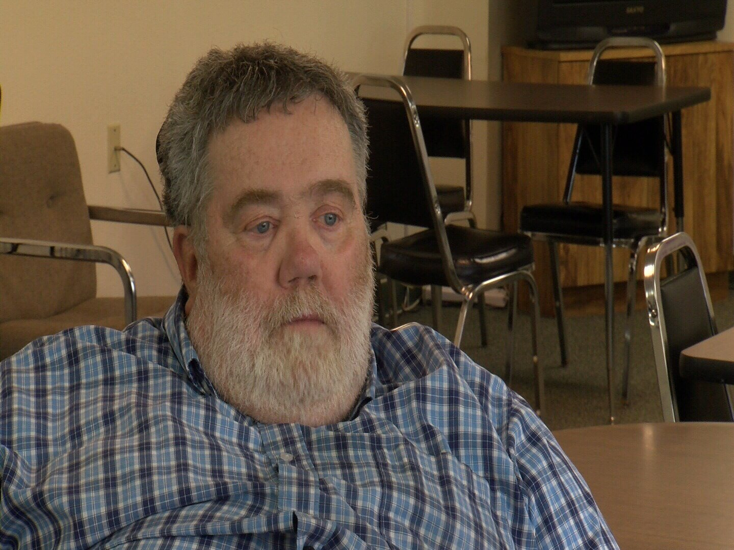 Stephen Hamer is well known in the community. He spent time in prison and turned his life around---becoming an advocate for people with disabilities.