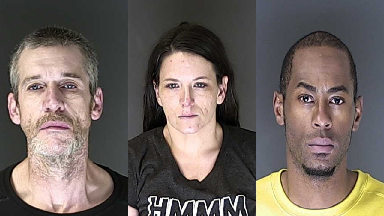 Robert Gould, Michelle Liali, and Lance Williams are all facing charges related to forgery.