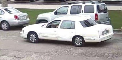 Suspect vehicle in May 16th robbery in Pueblo