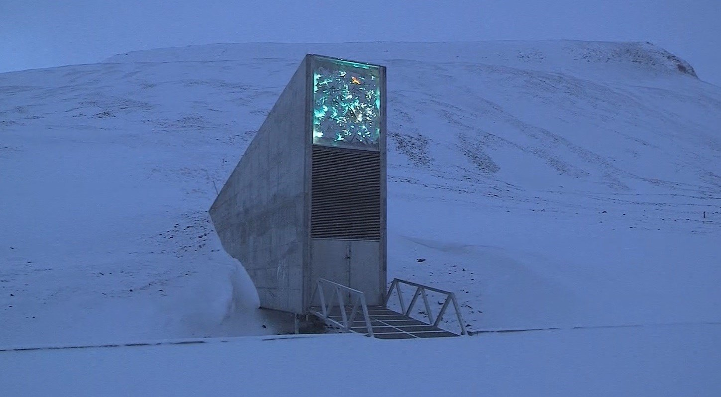 Climate Change Puts Global Seed Vault At Risk