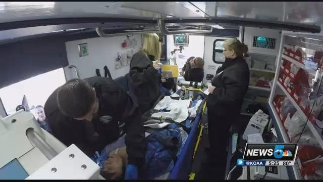 May is Stroke Awareness Month and there's a very special vehicle with specially trained staff on board.  It's called the Mobile Stroke Unit and In Colorado Springs, it's unique to UCHealth Memorial.