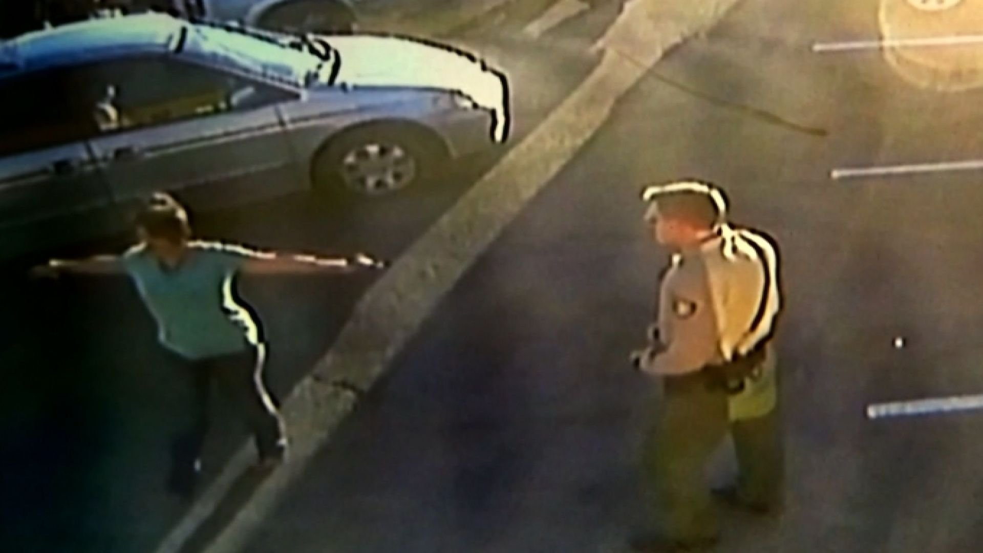 Field sobriety tests with Sarah Kesterson had to be stopped she was doing so poorly. (KOB)