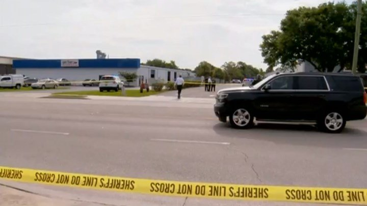 Multiple fatalities reported in workplace shooting in Orlando, Florida