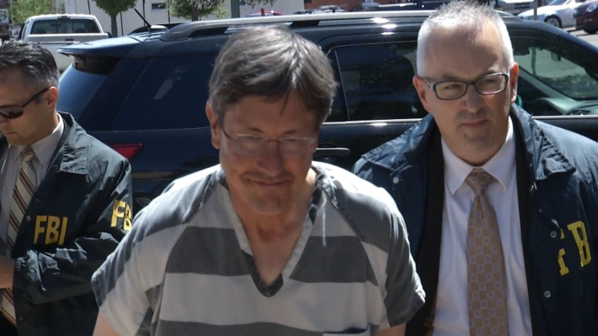 Lyle Jeffs, a polygamous sect leader on the FBI's most wanted list, has been captured in South Dakota.