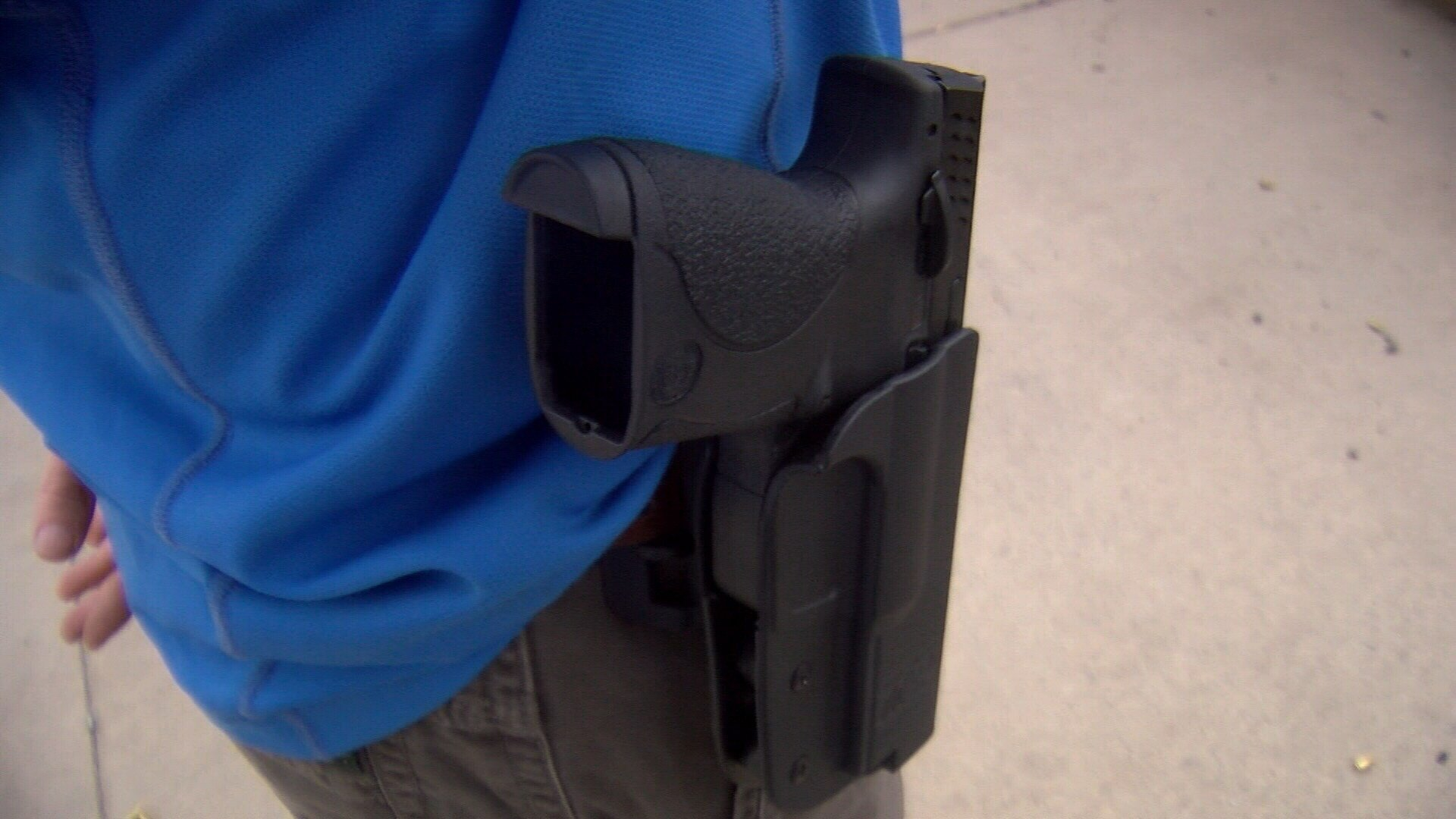 The Faculty/Administrator Safety Training and Emergency Response (FASTER) training teaches shooting techniques and emergency medical training for treat gunshot wounds
