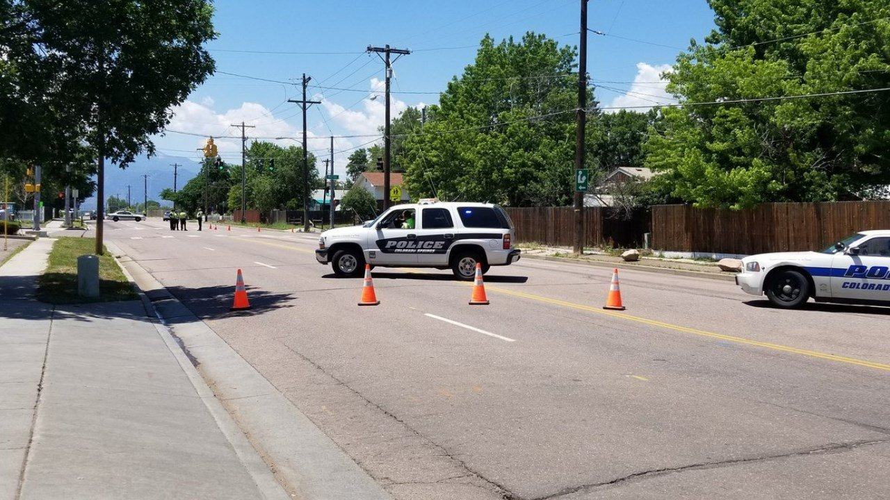 CSPD investigating hit and run crash with serious injuries. (KOAA)