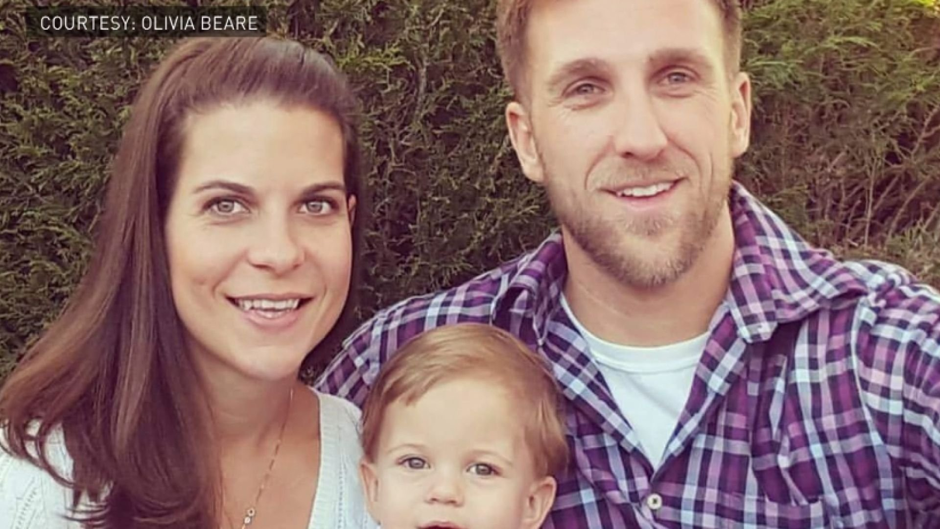 The family of Littleton police officer Steven Beare is awaiting word on his condition in Russia. (KUSA)