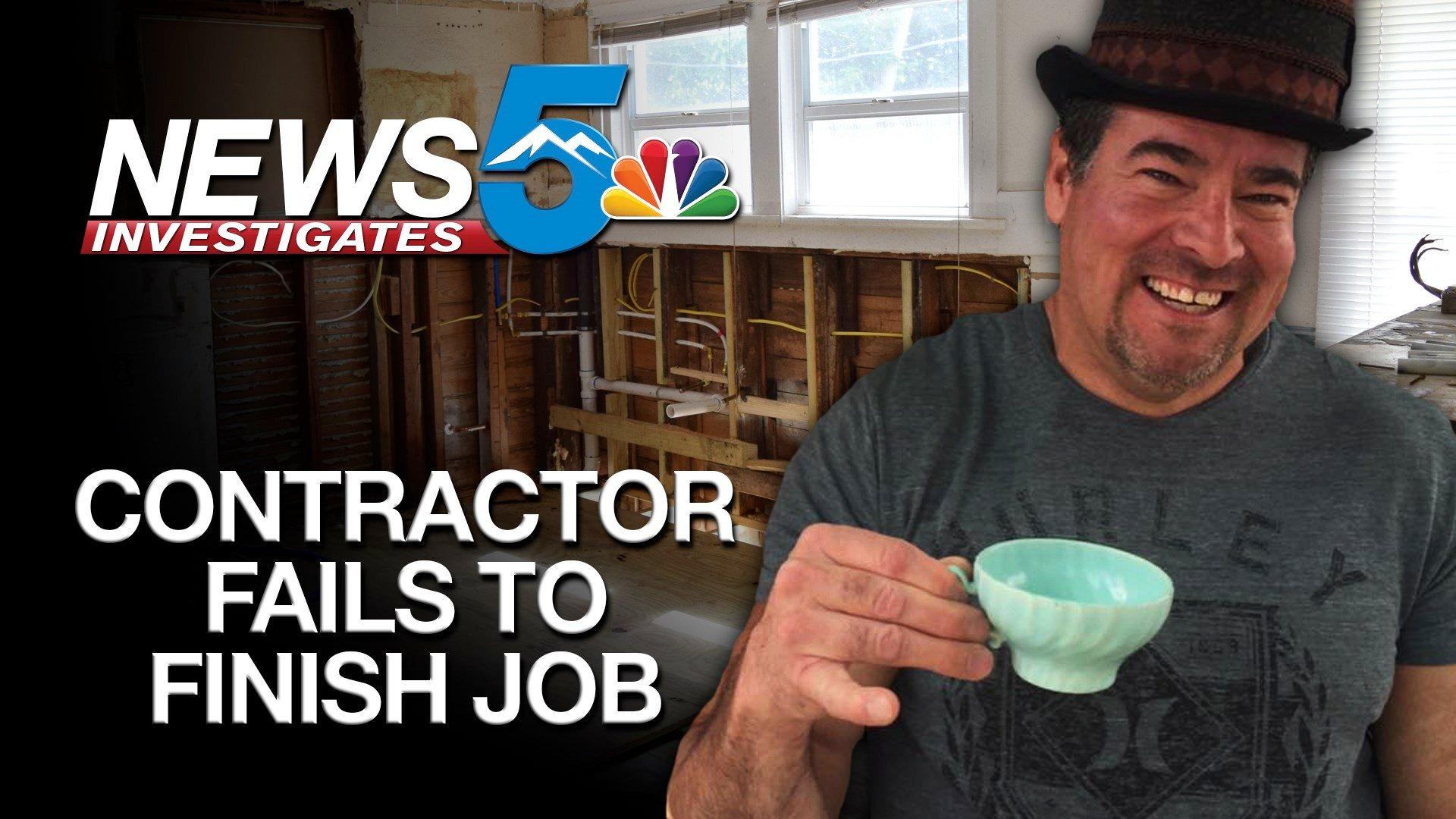 Contractor Todd Braudis