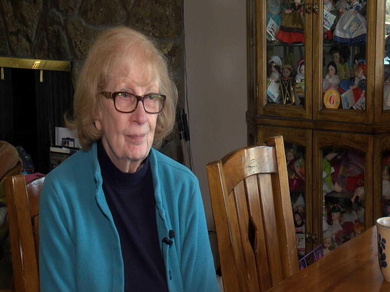 Homeowner Barbara Shepard