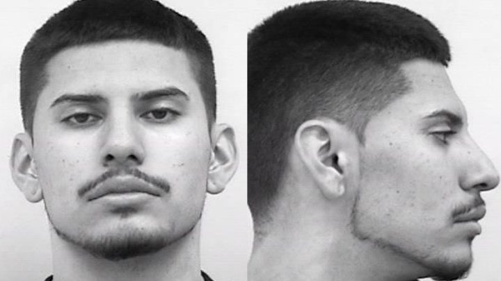 Marcus Antwan Elliott is accused of a string of robberies and attempted murder. (Colorado Springs Police)
