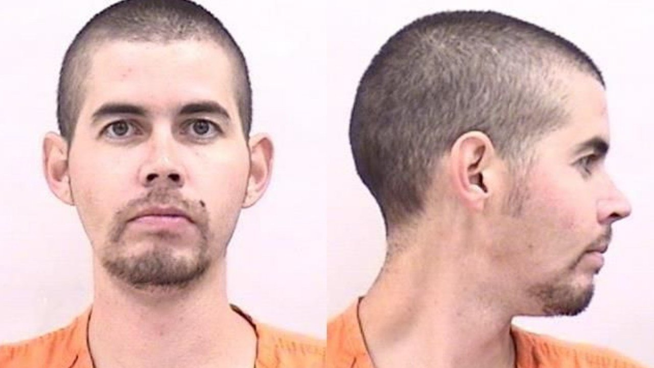 Bryant Hickcox is charged with attempted murder. (Colorado Springs Police Department)
