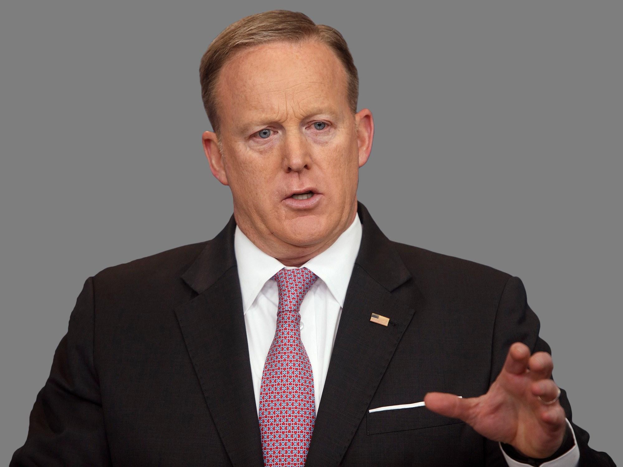 White House Press Secretary Sean Spicer has reportedly resigned.