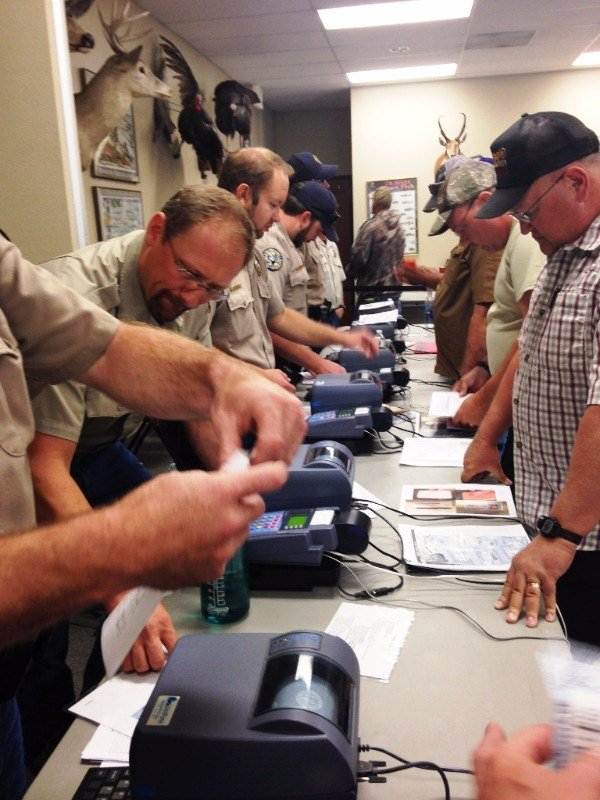 Leftover hunting licenses to go on sale Aug. 1.