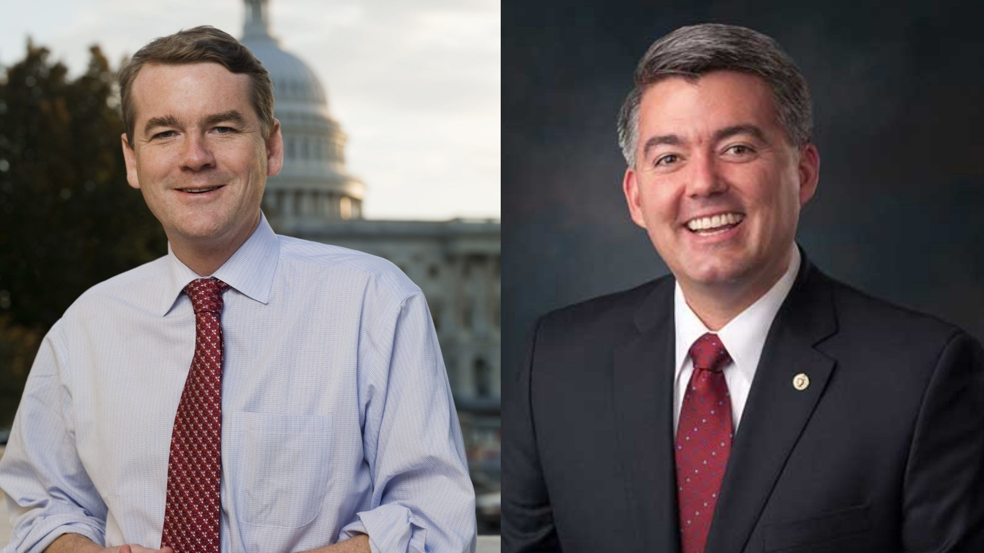 U.S. Senators Michael Bennet and Cory Gardner