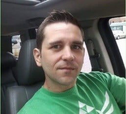 31-year-old Eric Ashby has been missing since June 28th.