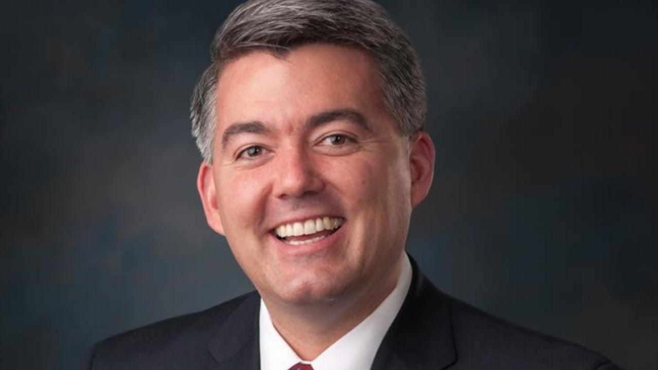 Senator Cory Gardner