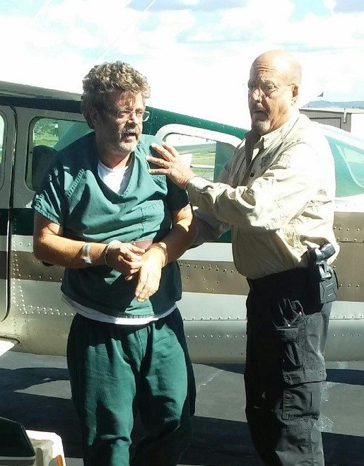 Mark Redwine returned to La Plata County, Colorado to face charges for the death of his son.