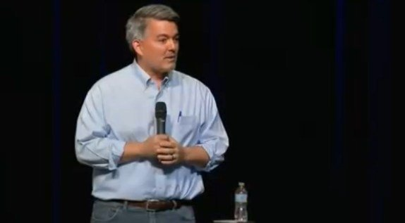 Cory Gardner holds 3 town hall meetings Tuesday