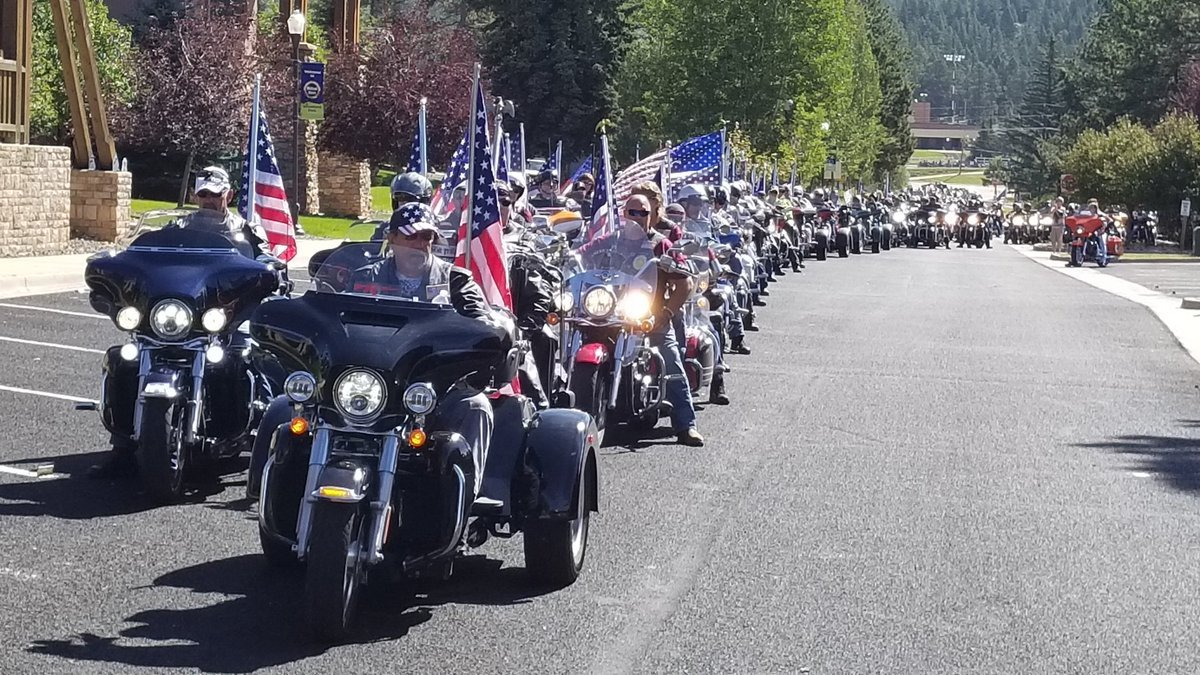 2017 POW/MIA Recognition Ride
