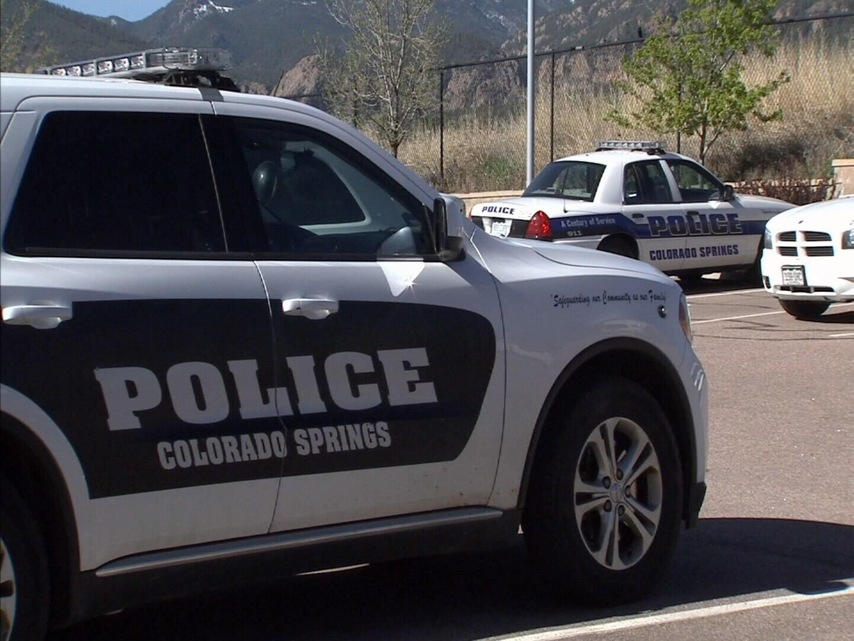 CSPD Police Car