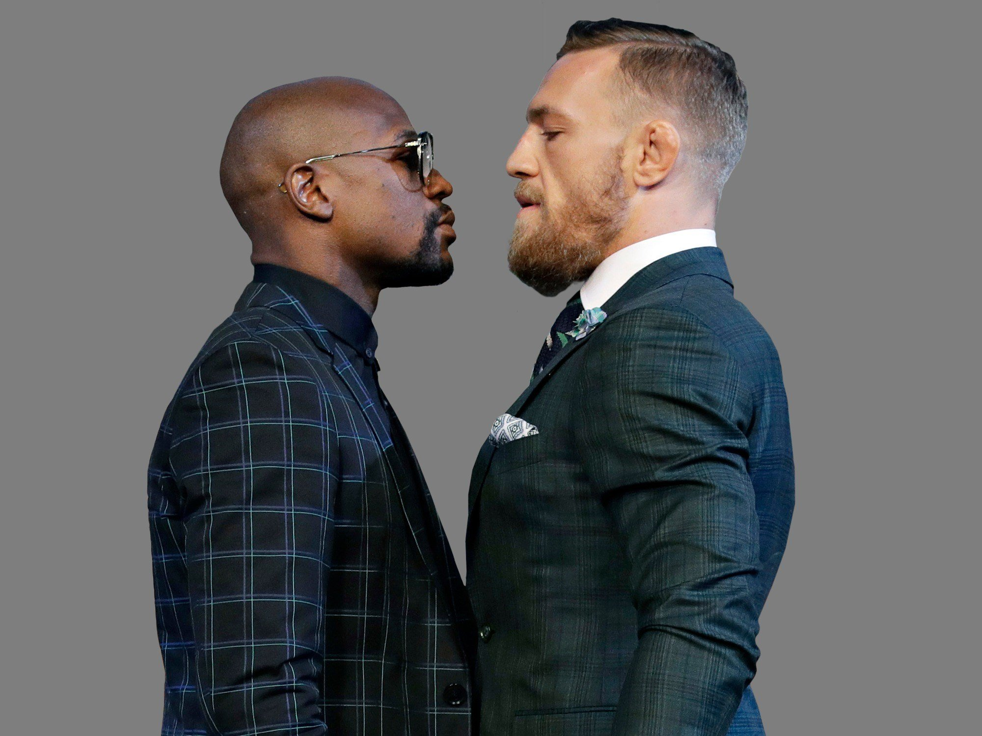 How Much Will Conor McGregor And Floyd Mayweather Make For Their Fight?
