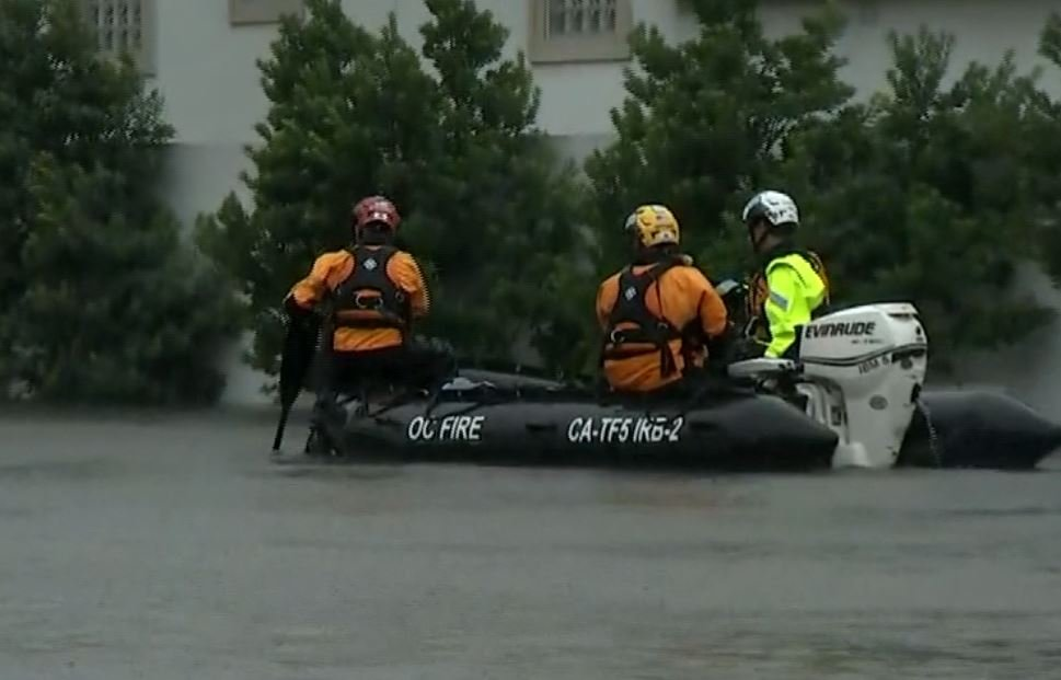 Van Carrying Houston Family Swept Away By Floodwater Is Found