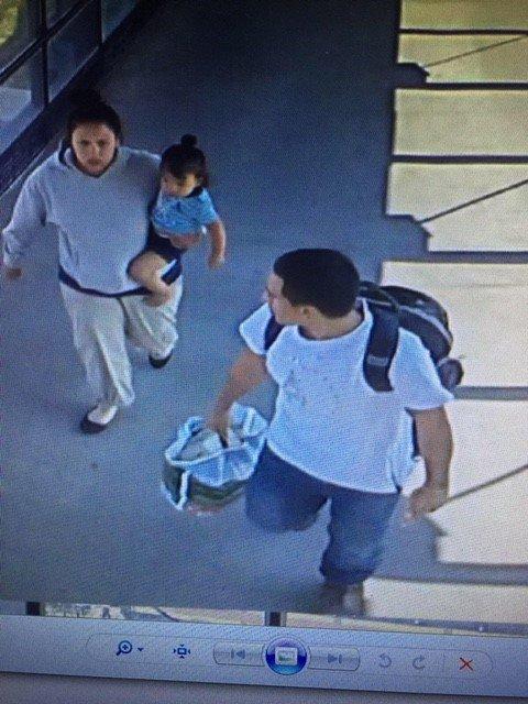 RTD footage of Samantha Adams, Zahid and Mauricio Venzor-Gonzalez.